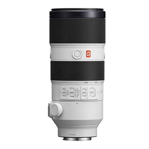 Sony FE 70-200mm f/2.8 E-Mount Lens GM