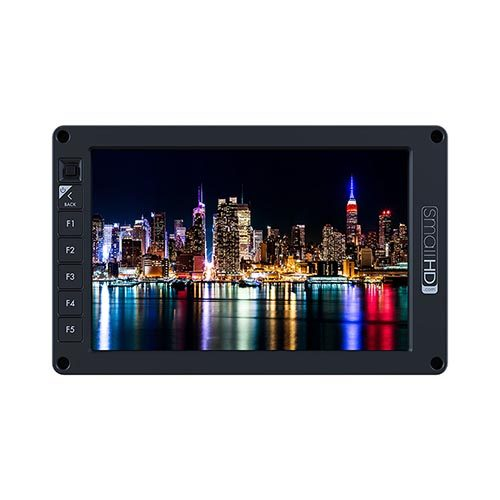 Small HD 702-OLED On-Camera Monitor