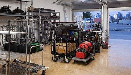 Bolt Productions Equipment Rentals Dallas