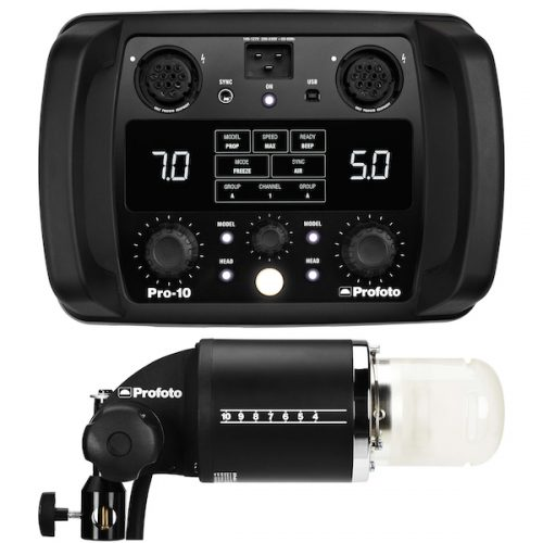 Pro-10 2400 AirTTL with 1 ProHead