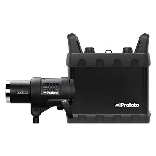 Profoto Pro 10 & D2 Combo Pack