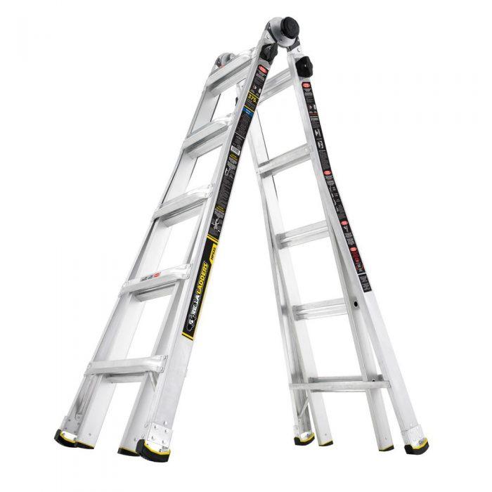 Gorilla Multi-Position Ladder