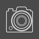 Camera Rental Icon