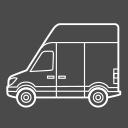 Grip Truck Icon
