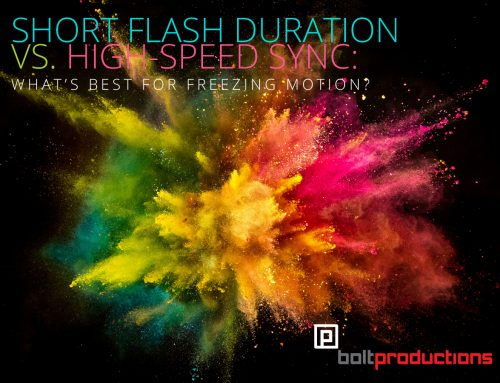 Capturing Movement – Short Flash Duration vs. Hypersync