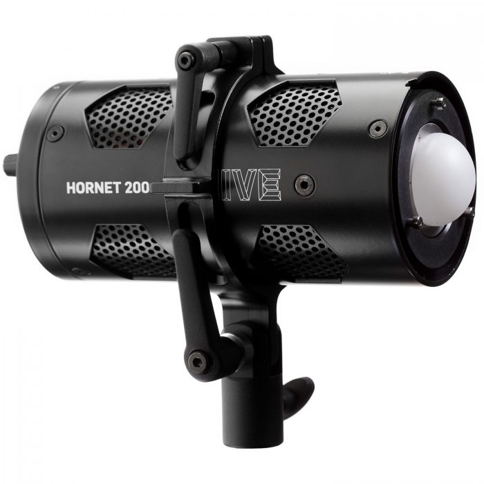 HIVE LIGHTING Hornet 200-C Open Face Omni-Color LED rental