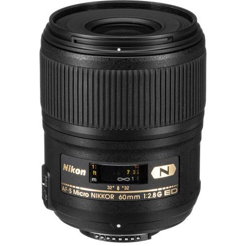 Nikon AF-S Micro Nikkor 60mm lens