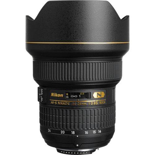 Nikon AF-S NIKKOR 14-24mm lens