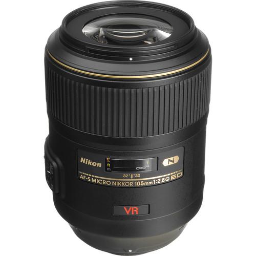Nikon 105 mm lens