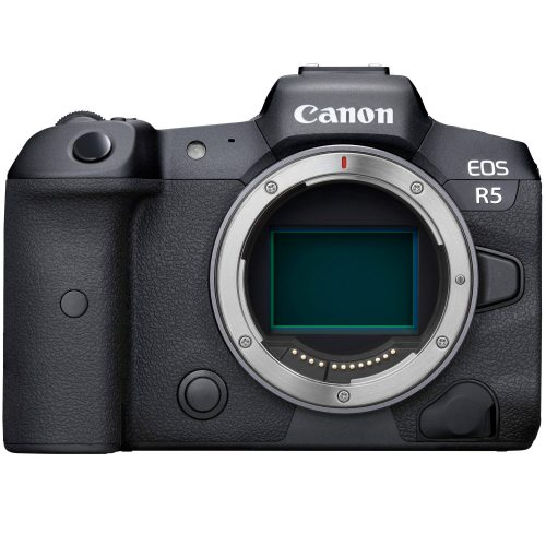 Canon EOS R5 Rental