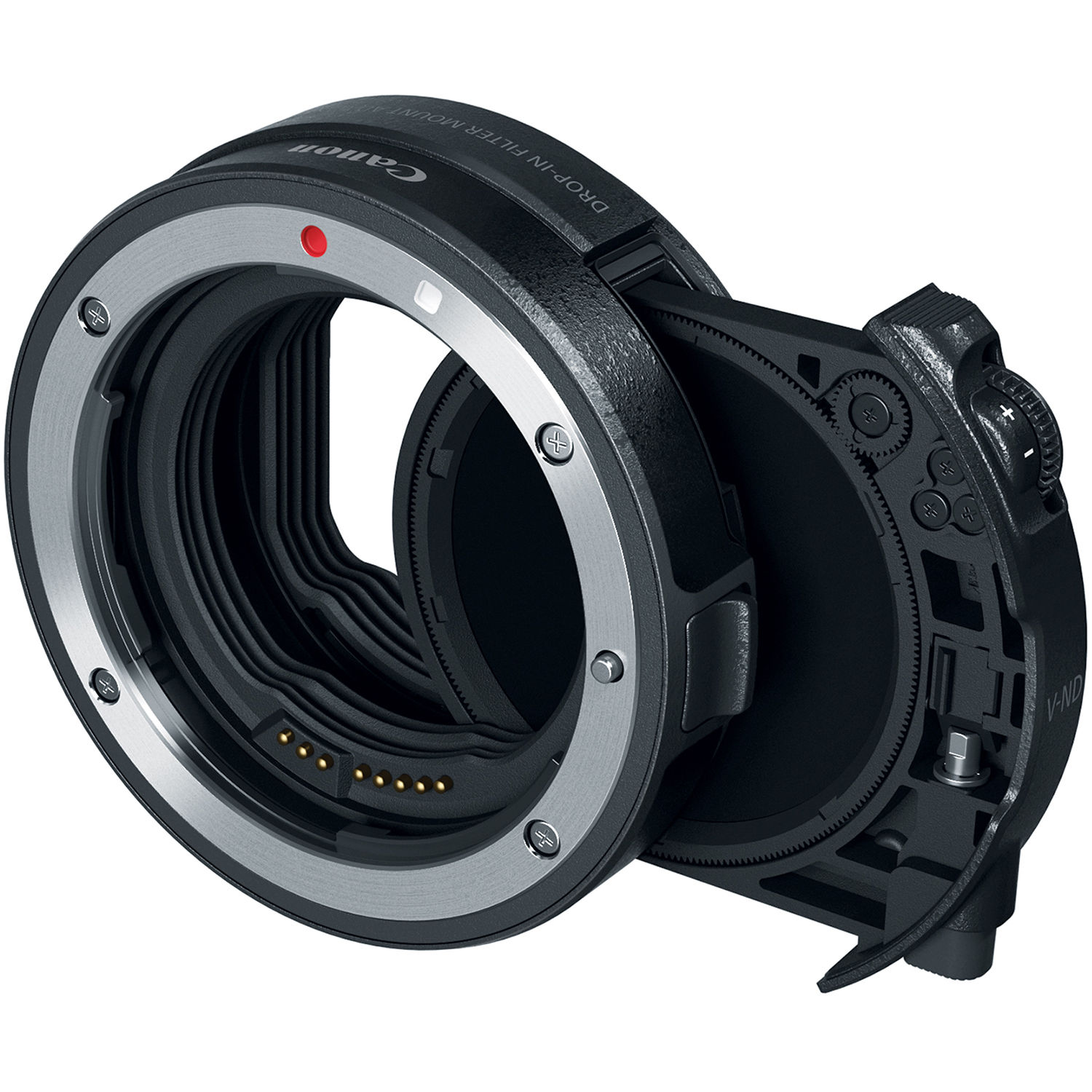 Canon Mount Adapter EF-EOS R with Variable ND