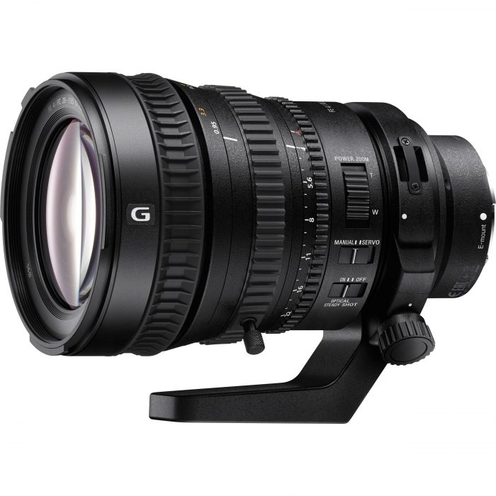 Sony FE PZ 28-135mm Zoom Lens Rental