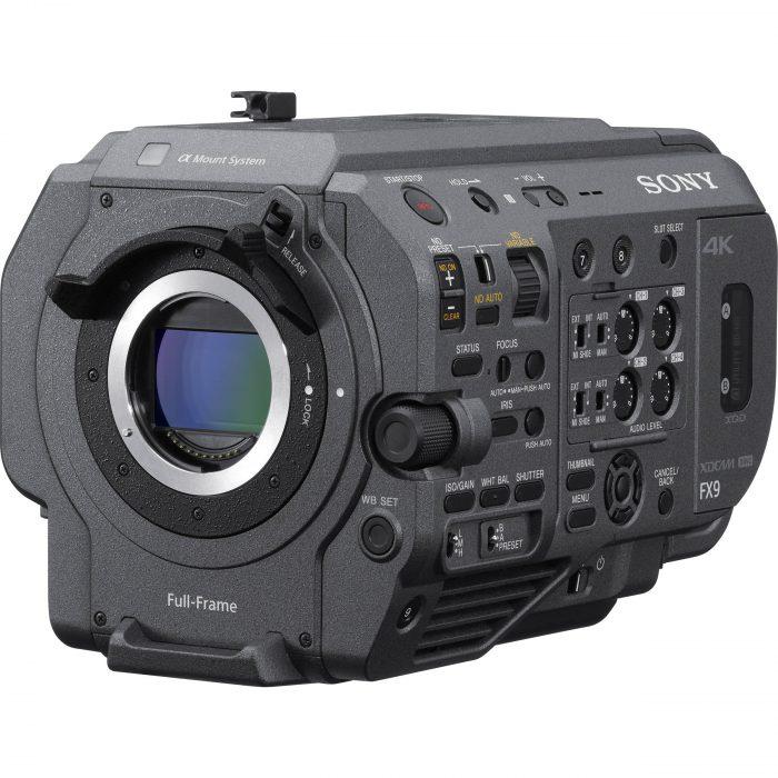 Sony PXW-FX9 Rental