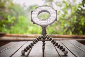 Desk Ring Light