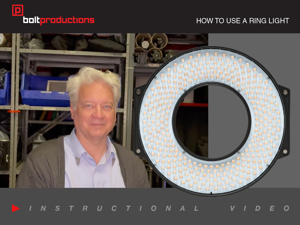 Bolt Ring Light Video Blog Featured Image